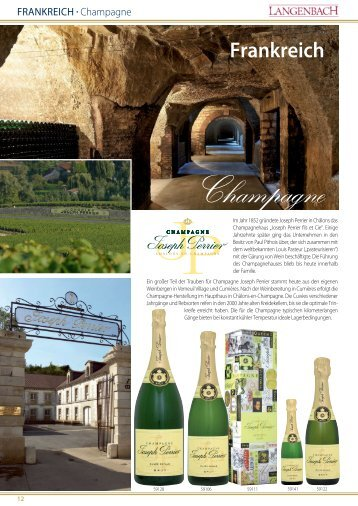 Champagne - Langenbach