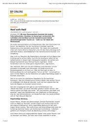 Kevelaer: Rauf aufs Rad! | RP ONLINE - Stadthotel am Bühnenhaus