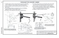 Fixture Carriers - Josam