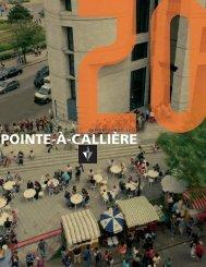 Rapport annuel 2012 - pour impression - Pointe-à-Callière