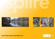 Barmah Boat Ramp Concept Master Plan - Moira Shire Council