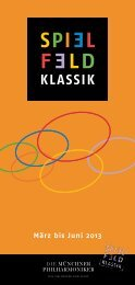 März bis Juni 2013 - Spielfeld Klassik