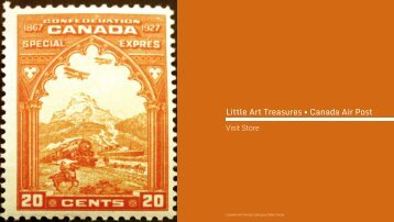 Canada Stamps • Air Post and Special Delivery