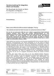 PM Radio multicult terrestrisch empfangbar - Multicult.fm