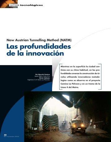 Las profundidades de la innovación - Biblioteca