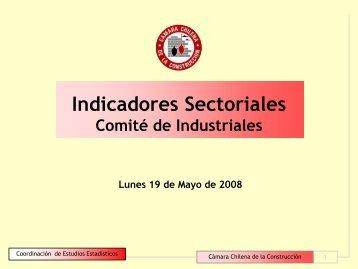 Desestacionalizada - Biblioteca - Cámara Chilena de la Construcción