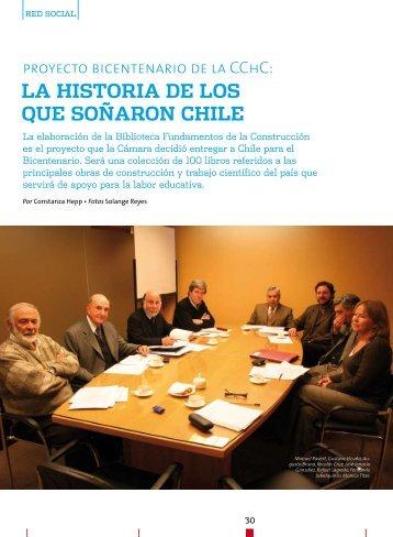 La historia de Los que soñaron ChiLe - Biblioteca - Cámara Chilena ...