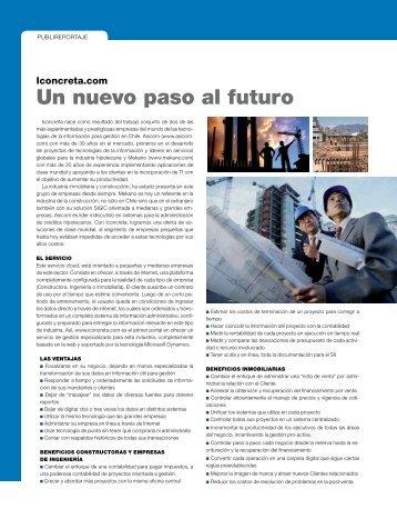 Un nuevo paso al futuro - Biblioteca