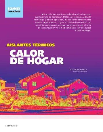 CALOR DE HOGAR - Biblioteca