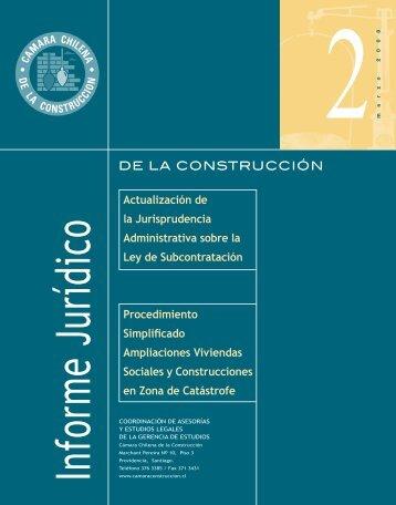 Actualización de la Jurisprudencia Administrativa sobre ... - Biblioteca