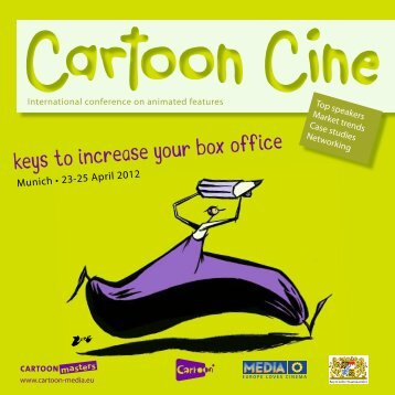 keys to increase your box office - Cartoon