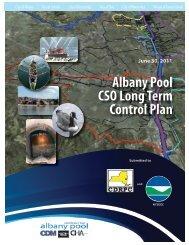 Albany Pool CSO Long Term Control Plan - Capital District Regional ...