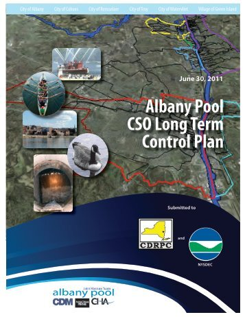 Albany Pool CSO Long Term Control Plan - Capital District Regional ...