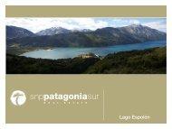Lago Espolón - Patagonia Sur