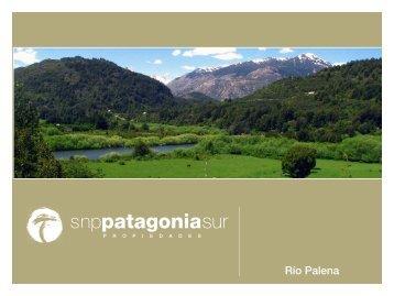 Río Palena - Patagonia Sur