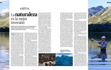 La naturaleza - Patagonia Sur