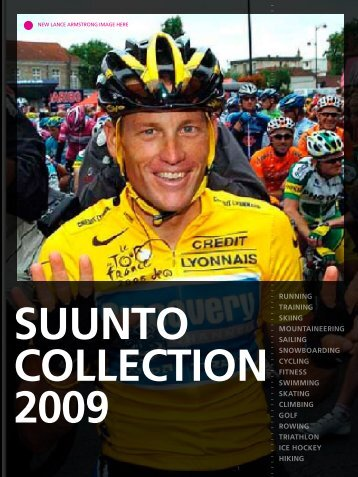 Suunto collection 2009 - The PK Snowbird Nordic Design Website ...
