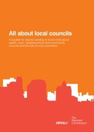 All about local councils - National Association of Local Councils
