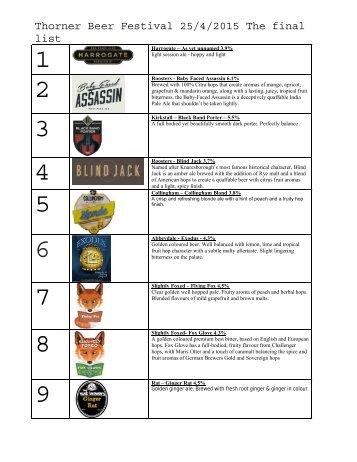 Beer-list-2015