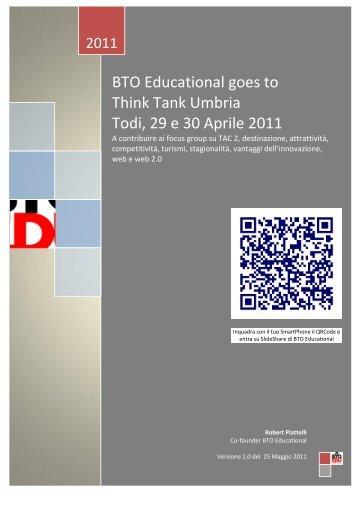 BTO educational - ThinkTank