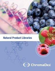 Natural Product Libraries