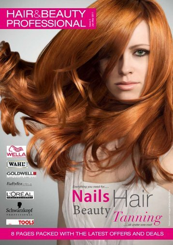 to download a copy of the Hair & Beauty Professional catalogue