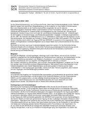 Jahresbericht 2002-2003 - SKR