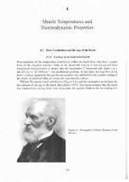 Thermodynamic Properties - dynamicearth.de