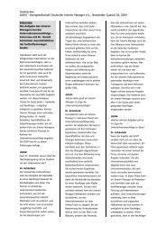 Auszug aus DDIM - Dachgesellschaft Deutscher ... - butterflymanager