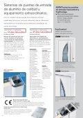 Puertas de entrada de aluminio - Hormann - Page 6