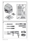 Automatismo para puerta corredera LineaMatic - Hörmann - Page 3