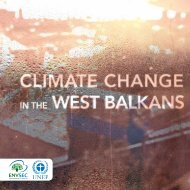 Background Report Climate Change in the Western Balkan