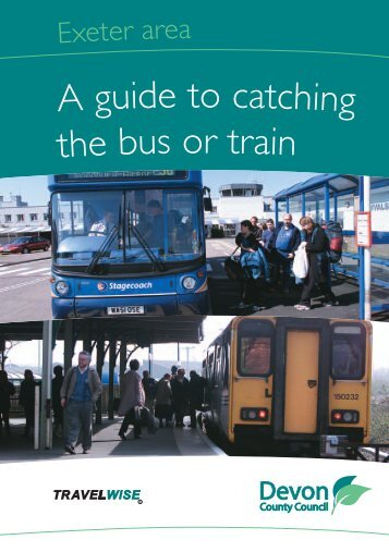 00128 Exeter Bus and Train Guide - Jurys Inn