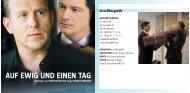 AUF EWIG UND EINEN TAG - die film gmbh