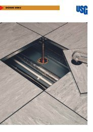 12302 USG DataSheets Floors - Access Flooring Company