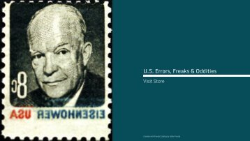 U.S. Errors, Freaks & Oddities