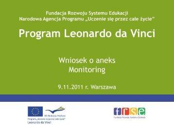 zarządzanie - Leonardo da Vinci