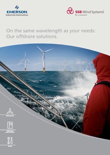 Brochure Offshore (PDF 2,2 MB) - Emerson Industrial Automation