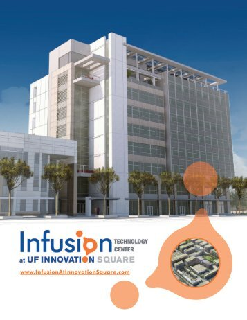 infusion technology center brochure - Innovation Square - University ...