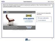 IKEA - IE. Multimedia Documentation