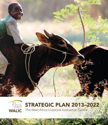 strategic plan 2013–2022 - International Trypanotolerance Centre