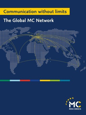Communication without limits The Global MC Network - Com unit