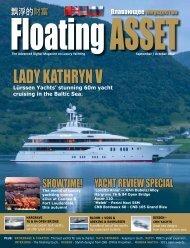Floating Asset - September / October 2012 - CMN Yacht Division