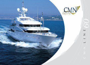 Download our new brochure : CMN Line 60 - PDF - CMN Yacht ...