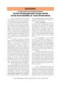 Bulletin de liaison n°005 - english version - Caritas Congo - Page 3