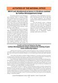 Bulletin de liaison n°005 - english version - Caritas Congo - Page 6