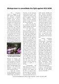 Bulletin de liaison n°005 - english version - Caritas Congo - Page 7