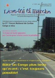 de Caritas Congo Asbl - caritasdev.cd