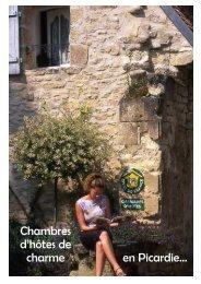 Chambres d'hôtes de charme en Picardie… - Comité Régional ...