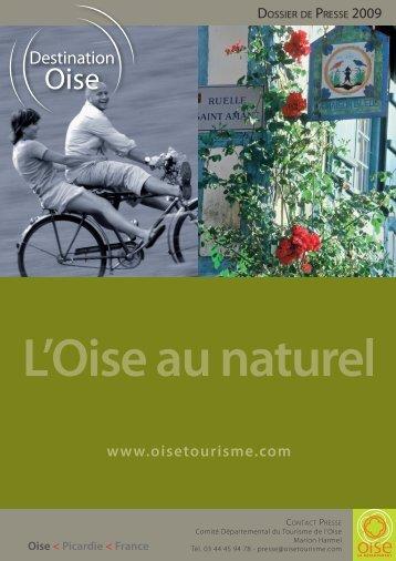 Télécharger le PDF(5978 Ko) - Comité Régional Tourisme de Picardie